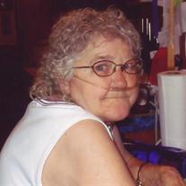 Patricia Brownsword (Lebanon)