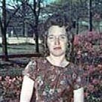 Betty Josephine Steading Lynch