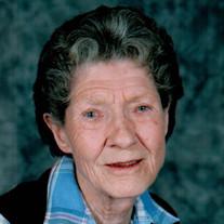 Louise Marie McBride