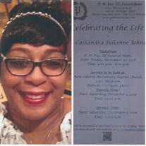 Ms. Cassandra Johnson