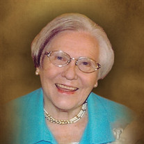 Mrs. Betty Pruitt Fleming