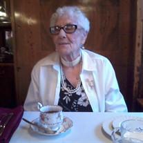 Marjorie Joyce Wilson (nee Hayly)