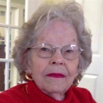 Mrs. Jewel Ingram Millen
