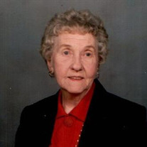 Edith V. (Johnson) Cook