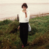 Jean M. Tretsven (née Belmonte)