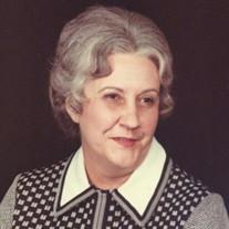 Elsie Dantin Szush