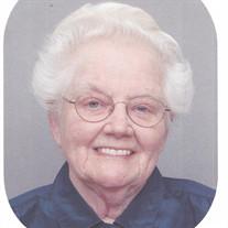 Sr. Katherine Mary Kramer