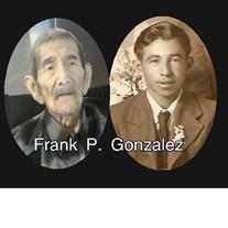 FRANK P. GONZALEZ
