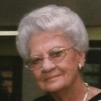 Molly Bernice Morris