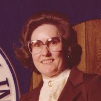 Miss Henrietta  Cantrell