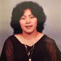 Sylvia  Blanquiz Cantu