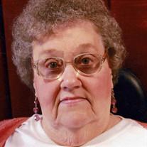 Phronia Cantrell Hackett