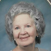 Vera Bertha Marie Mays