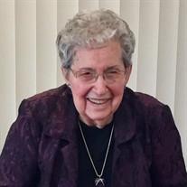 Evelyn  Ruth Hofer Martin