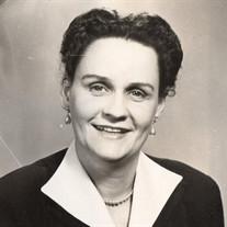 Josephine Frances Steckevicz