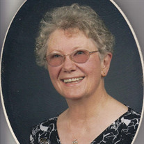 "Carolyn Patricia Ann ""Pat"" Hartley"