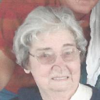 Juanita Frances Masterson