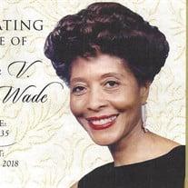 Mrs. Glennie V. Griffin-Wade
