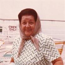 Mrs. Frances Gorecki (nee Blusiewicz)
