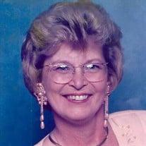 "Mrs. Judith ""Judy""  Catherine Baker  Shaw (McGowen)"