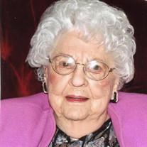 Hazel A. Halverson Fitzgerald