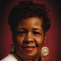 Mrs. Glennie Mae Greenard