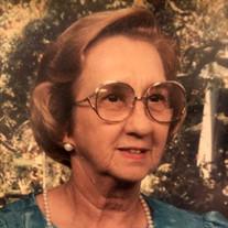 Gladys Lorene Jordan