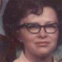 Peggy Ann (Cain) Kiaukaras