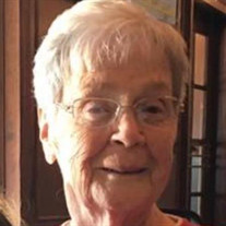Josephine Ann Strebel