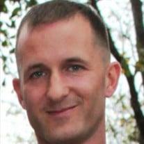 Master Sergeant Shane Richardson