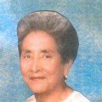 Maria Del Carmen Cantu