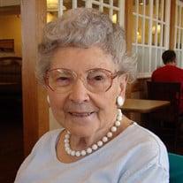 Mary A. Will