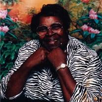"Rosie Mae Williams ""Rosemary"""