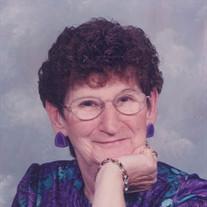 Virginia Mae (Nutt) Hurst