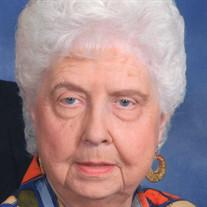 Mrs. Betty Jean Shackelford