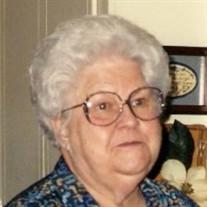 Frances Bouchillon Jackson