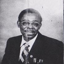 Mr. Robert Jr. Wilson