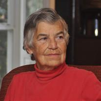 Mary Frances Cullingford