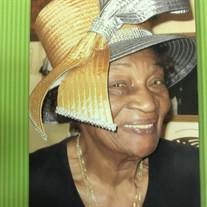 Mrs. Jerallene M. Toliver