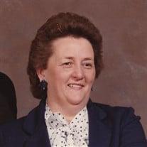 Mrs. Jan Shirley Sanders
