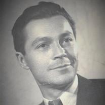 Leslie (Laszlo) Gustave Kesmarki