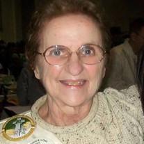 Mary Lane Mills