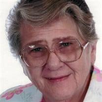 Mary Elizabeth Worthey