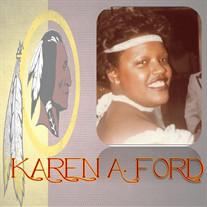 Karen A Ford