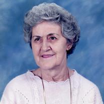 Annie Burnett Green