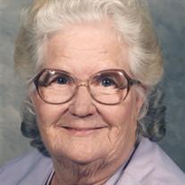 Mrs. Georgia Mae Perry