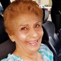 Mrs Josefa Alvarez