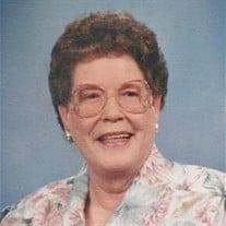Nancy Louise Ridenhour Foster