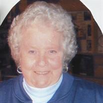 Audrey Josephine Moser