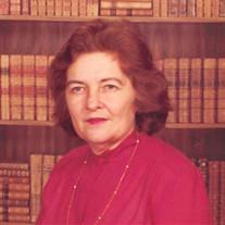 Mrs. Wanda Dell Kirby